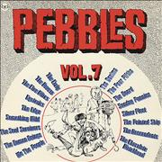 Click here for more info about 'Various-Prog & Psych - Pebbles Vol. 7'