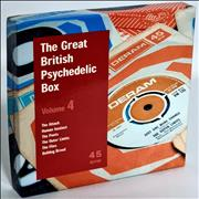 Click here for more info about 'Various-Prog & Psych - The Great British Psychedelic Box Volume 4'