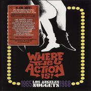 Click here for more info about 'Various-Prog & Psych - Where The Action Is! LA Nuggets 1965 - 1968'