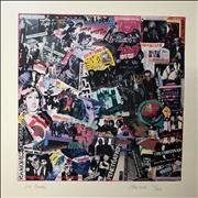 Click here for more info about 'Various-Punk & New Wave - 100 Punks Collage - Punk Art Print'