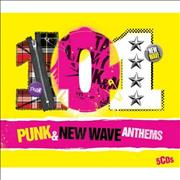 Click here for more info about 'Various-Punk & New Wave - 101 Punk & New Wave Anthems'