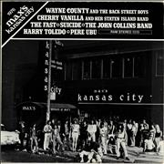 Click here for more info about 'Various-Punk & New Wave - 1976's Max's Kansas City'