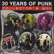 Click here for more info about 'Various-Punk & New Wave - 30 Years Of Punk'