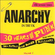Click here for more info about 'Various-Punk & New Wave - Anarchy In The UK - 30 Years Of Punk: Volume 1'
