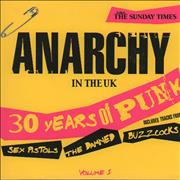 Click here for more info about 'Various-Punk & New Wave - Anarchy In The UK: 30 Years Of Punk - Volumes 1 & 2'