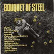 Click here for more info about 'Various-Punk & New Wave - Bouquet Of Steel'