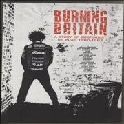 Click here for more info about 'Various-Punk & New Wave - Burning Britain: A Story Of Independent UK Punk 1980-1983'