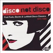 Click here for more info about 'Various-Punk & New Wave - Disco Not Disco [Post Punk, Electro & Leftfield Disco Classi'
