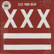 Click here for more info about 'Various-Punk & New Wave - Flex Your Head - Red vinyl'