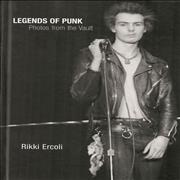 Click here for more info about 'Various-Punk & New Wave - Legend Of Punk: Photos From The Vault'