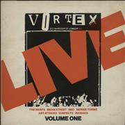 Click here for more info about 'Various-Punk & New Wave - Live At The Vortex'