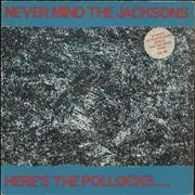 Click here for more info about 'Various-Punk & New Wave - Never Mind The Jacksons... Here's The Pollocks'