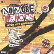 Click here for more info about 'Various-Punk & New Wave - No More Heroes'