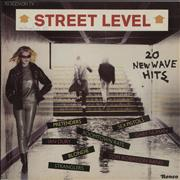Click here for more info about 'Various-Punk & New Wave - Street Level - 20 New Wave Hits - woc'