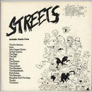 Click here for more info about 'Various-Punk & New Wave - Streets - EX'