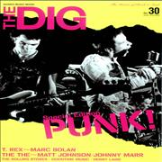 Click here for more info about 'Various-Punk & New Wave - The Dig: Special Edition Punk!'