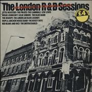 Click here for more info about 'Various-Punk & New Wave - The London R&B Sessions'