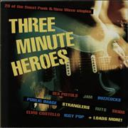 Click here for more info about 'Various-Punk & New Wave - Three Minute Heroes'