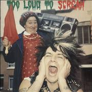 Click here for more info about 'Various-Punk & New Wave - Too Loud To Scream'