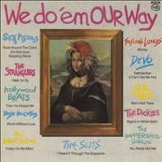 Click here for more info about 'Various-Punk & New Wave - We Do 'Em Our Way'