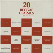 Click here for more info about 'Various-Reggae & Ska - 20 Reggae Classics - Volume 3'