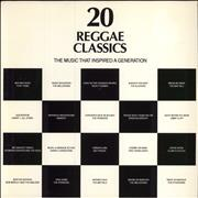 Click here for more info about 'Various-Reggae & Ska - 20 Reggae Classics'