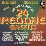 Click here for more info about 'Various-Reggae & Ska - 24 Reggae Greats'
