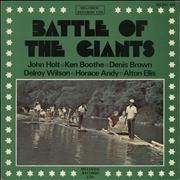Click here for more info about 'Various-Reggae & Ska - Battle Of The Giants'