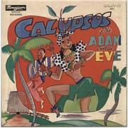 Click here for more info about 'Various-Reggae & Ska - Calypsos For Adam And Eve'