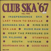 Click here for more info about 'Various-Reggae & Ska - Club Ska '67 Vol. Two'