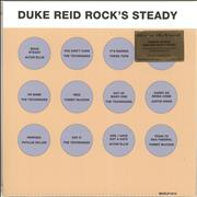 Click here for more info about 'Various-Reggae & Ska - Duke Reid's Rock's Steady - 180gm Orange Vinyl'
