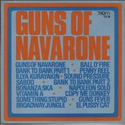 Click here for more info about 'Various-Reggae & Ska - Guns Of Navarone'