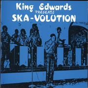 Click here for more info about 'Various-Reggae & Ska - King Edwards Presents Ska-Volution'