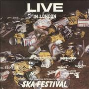 Click here for more info about 'Various-Reggae & Ska - Live In London - The London International Ska Festival'