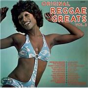 Click here for more info about 'Various-Reggae & Ska - Original Reggae Greats Volume 2'
