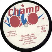 Click here for more info about 'Various-Reggae & Ska - Reggae Juk / Version Hit The Town'