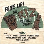 Click here for more info about 'Various-Reggae & Ska - Rise Up ! The Riz Records Story Part 1'