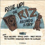 Click here for more info about 'Various-Reggae & Ska - Rise Up ! The Riz Records Story Part 2'