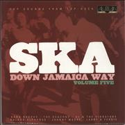 Click here for more info about 'Various-Reggae & Ska - Ska Down Jamaica Way Volume Five'