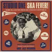 Click here for more info about 'Various-Reggae & Ska - Studio On Ska Fever'