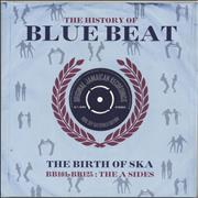 Click here for more info about 'Various-Reggae & Ska - The History Of Blue Beat: The Birth Of Ska BB101 - BB125 The A Sides'