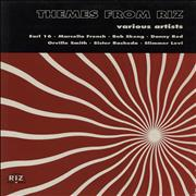 Click here for more info about 'Various-Reggae & Ska - Themes From Riz'