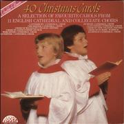 Click here for more info about 'Various-Religious - 40 Christmas Carols'