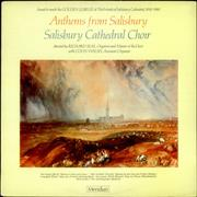 Click here for more info about 'Various-Religious - Anthems from Salisbury'