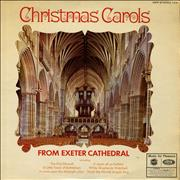 Click here for more info about 'Various-Choral & Gregorian Chanting - Christmas Carols From Exeter Cathedral'