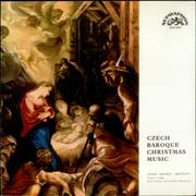 Click here for more info about 'Various-Religious - Czech Baroque Christmas Music'