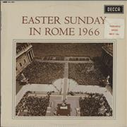 Click here for more info about 'Various-Religious - Easter Sunday In Rome 1966'
