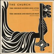 Click here for more info about 'Various-Religious - The Church Guides Our Lives / The Church And Secular Man'
