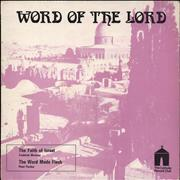 Click here for more info about 'Various-Religious - The Faith Of Israel / The Word Made Flesh'
