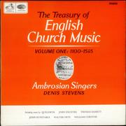 Click here for more info about 'Various-Religious - The Treasury of English Church Music'